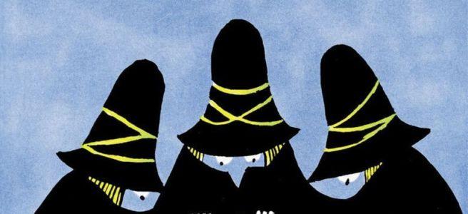 los tres bandidos, 9788496388567, kalandraka