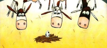 La vaca que puso un huevo de Kalandraka, 9788479015619