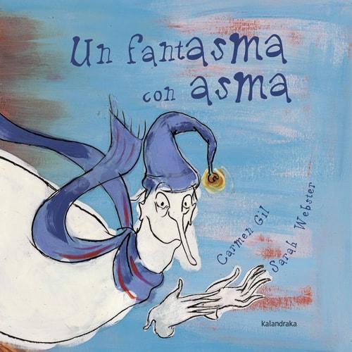 libro un fantasma con asma