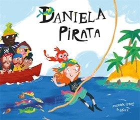 Daniela pirata, de la editorial NubeOCHO