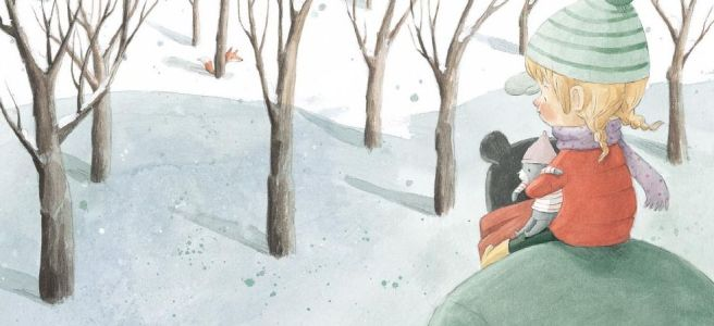 Mi oso grande, mi oso pequeño y yo, de la editorial NubeOCHO