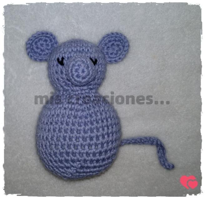 amigurumi ratoncito