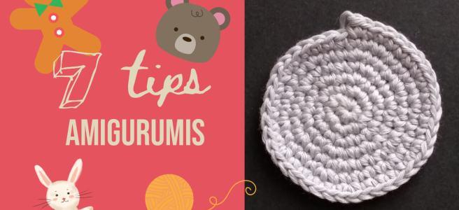 7 consejos para hacer amigurumis