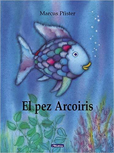 El pez Arcoiris, de la editorial Beascoa