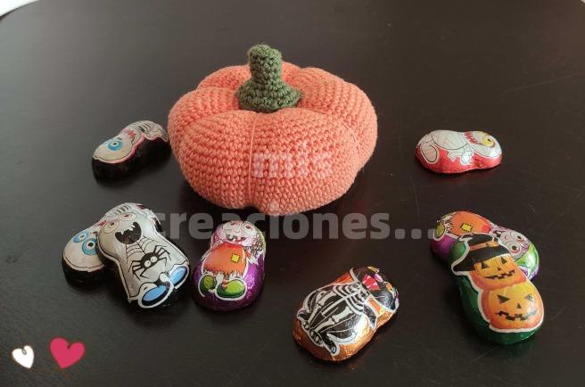 Patrón gratis Halloween, calabaza amigurumi