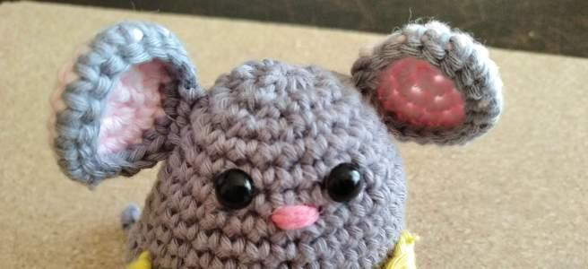 ratoncito perez amigurumi